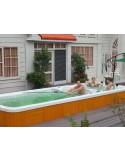 Fit - swim spa - vířivky - bazény s protiproudem
