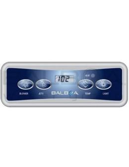 Balboa VL801D – ovládací panel