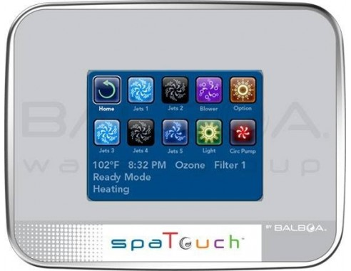 Balboa SpaTouch Rectangle