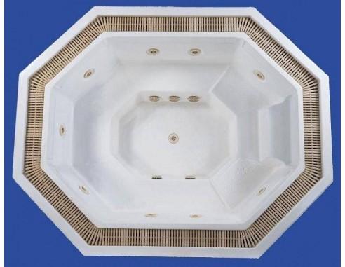 Vířivý bazén pro komerční využití Faraon