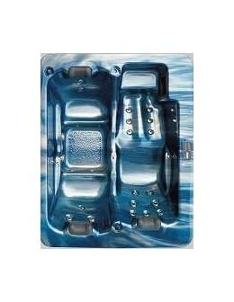Rivulet - vírivky - vírivé bazény