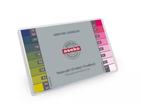 Tester pH, CLF, Clt