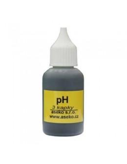 Náhradné činidlo k testera pH