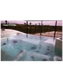 Cascade 4 - vířivka - vířivé bazény