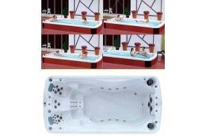 Adria - swim spa - vířivky - bazény s protiproudem