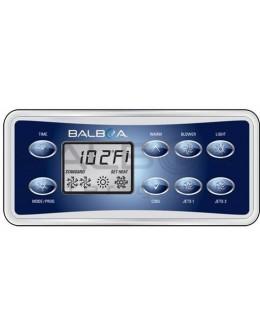Balboa VL801D - ovládací panel príplatok k vírivke JR