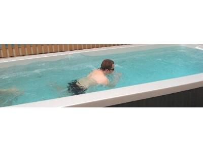 Bazény s protiproudem - Endless Swim Spa