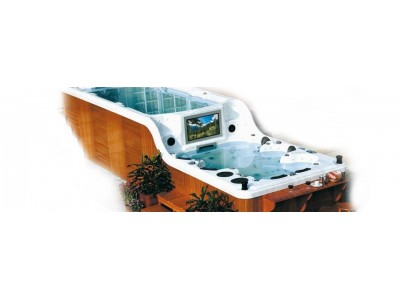 Swim Spa – vířivky s protiproudem